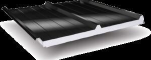 EPS Yalıtımlı 3 Hadveli Çatı Paneli