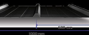 190 3 Hadveli Panel Formunda Cati Trapezi