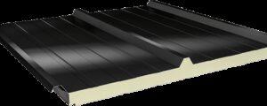 PUR/PIR Yalıtımlı 3 Hadveli Çatı Paneli