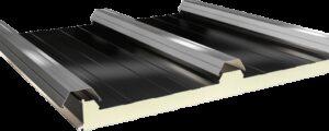 PUR/PIR Yalıtımlı 3 Hadveli Gizli Vidalı Çatı Paneli