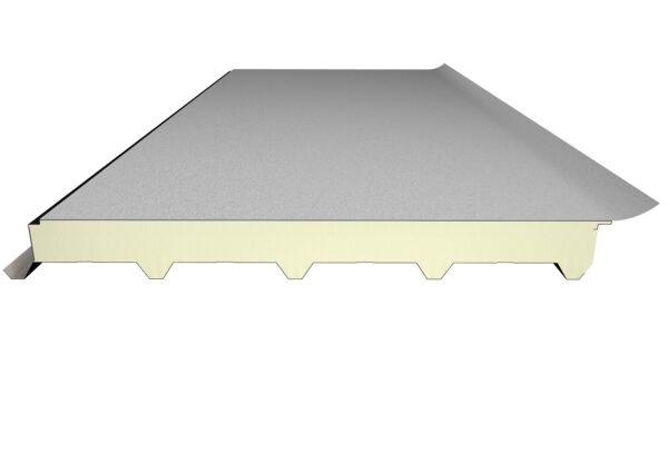 PUR/PIR Yalıtımlı 5 Hadveli Lamine Membranlı Çatı Paneli