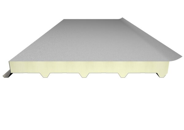 PUR/PIR Yalıtımlı 5 Hadveli Membranlı Çatı Paneli